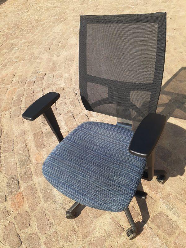 Mid back mash chairs