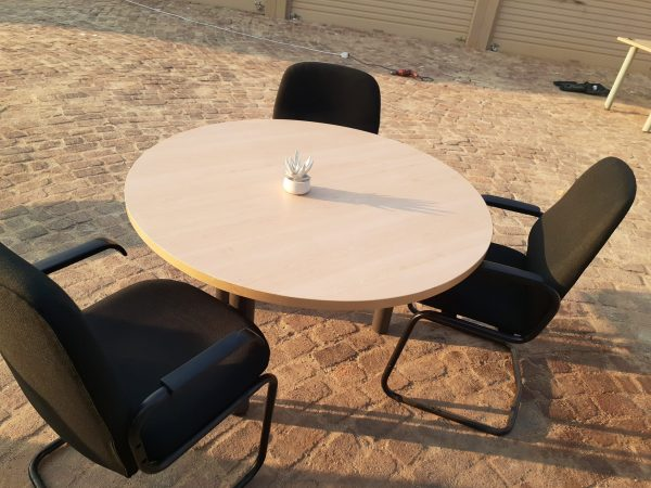 Conference table 1200mm