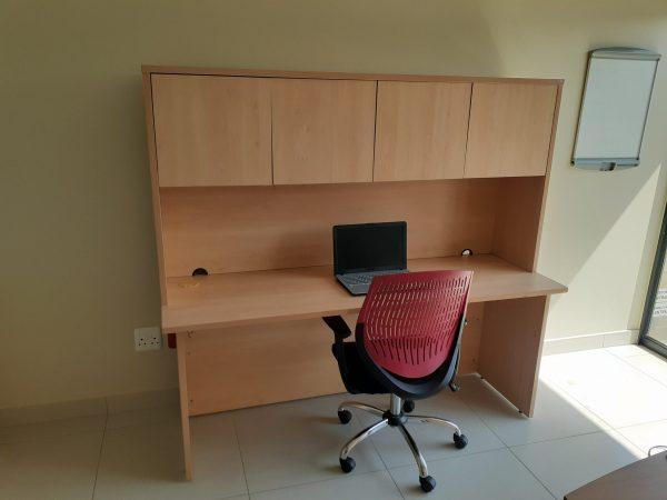 Maple desk 2000mm