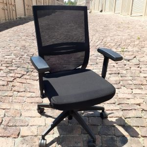 Mesh mid back chairs