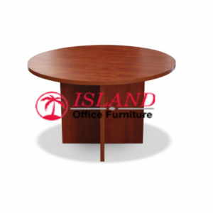 1200mm Conference Table, Cross Base Legs
